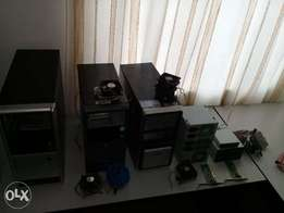 Spare pc parts