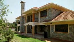 Five (5) bedroom house with a 2 bedroom guest house in Runda