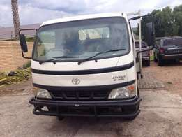2006 Toyota Hino 3.5ton good validation services