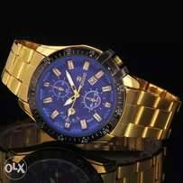 Brand New Romand Gold Wristwatch