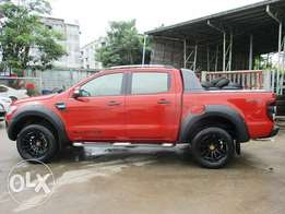 Ford Ranger Double Cab Pick Up Truck
