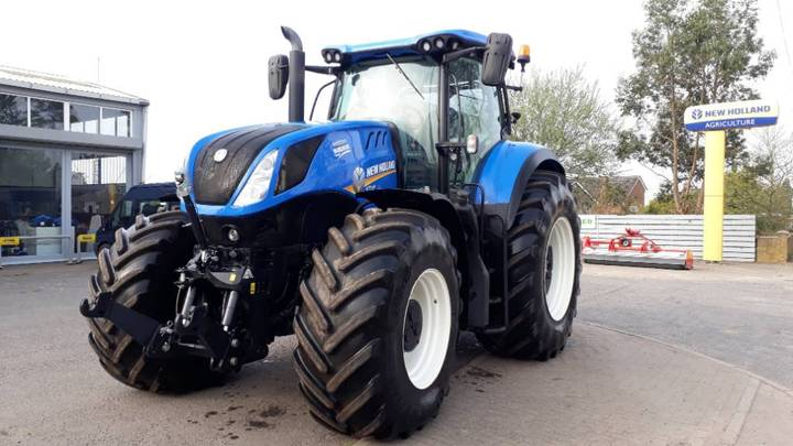 New Holland T 7.290 Ac - 2016