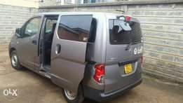 Clean new nissan nv 200 on sale