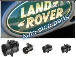 Land rover Airflow meter in stock call us now while stock still lasts