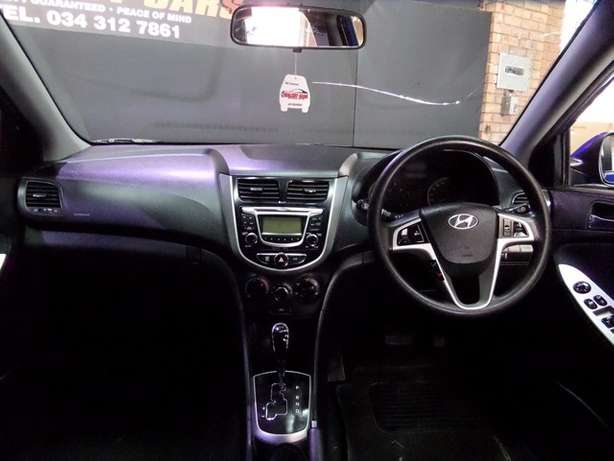 2014 Hyundai Accent 1.6 Fluid 5DR A/T Newcastle - image 4