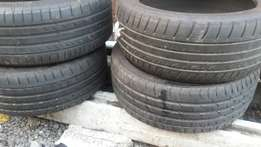 17inch tyres