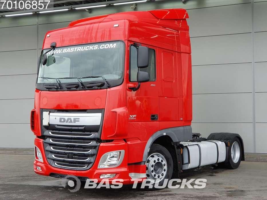 DAF XF 460 4X2 Mega Euro 6 - 2015