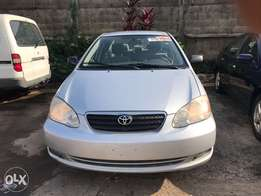 Clean Title Tokunbo 2006 Toyota Corolla LE