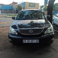 2009 Lexus Rx400h hybrid in good condition for R 110,000.00