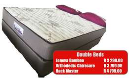High quality beds for sale at a factory price all over Gauteng. Place