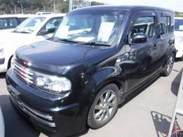 NISSAN / CUBE CHASSIS # Z12-0865 year 2010