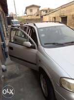 Neatly used first body Opel Astra 1999 model