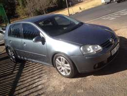 2009 vw golf 5 2.0 grey colour 91000km R105000