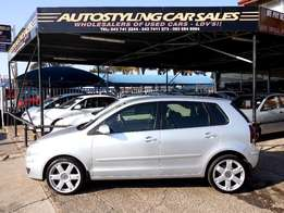 Autostyling Car Sales-East London-08 Vw Polo 1.6i in pristine cond