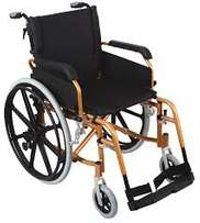 Aluminium Manual Wheelchair