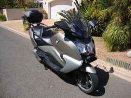 2012 BMW C 650 GT - Only 8,000 Kms