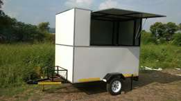 3m (L) x 1950mm(W) x 2330mm (H) food,Vending Trailers for sale
