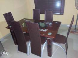 Durable Six sitter Dinning Table set 0200