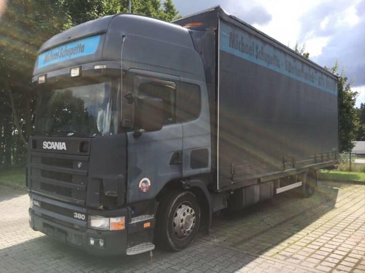 Scania 114 L 380 - 2004