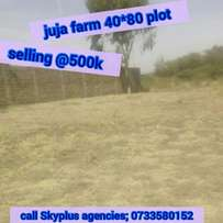 juja farm prime plots