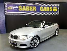 BMW 1 Series 135i Convertible A/t