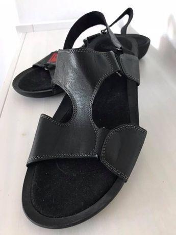 Okazja! Nowe damskie skórzane sandały GABOR r. 41