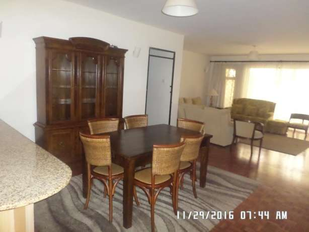 A furnished 2 bed apartment along state house road for rent Kilimani - image 5