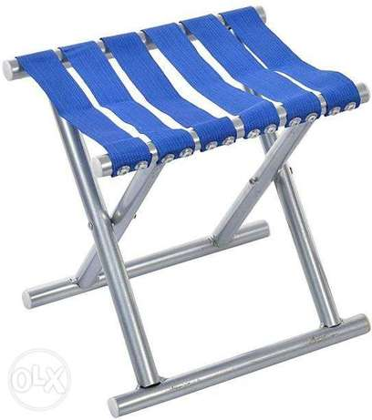 Brand New Nylon Belts Folding Chair