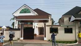 5 bedrooms with 1 bedroom boys quarters at eastLegon for sale