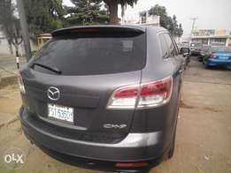 fairly used 2007/2008,mazda jeep,CX9,istbody,perfect condition