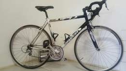 54cm Raleigh Rc6000.9spd Shimano 105.Carbon Fork