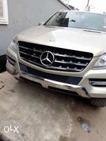Direct Tokunbo Mercedes-Benz ML350 4Matic 013