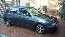 2002 Volkswagen (VW) - Polo Playa 1.8 for sale