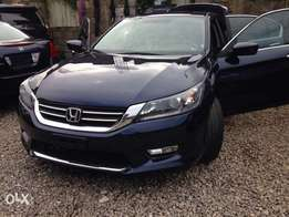 Honda Accord Foreign used 2015 model