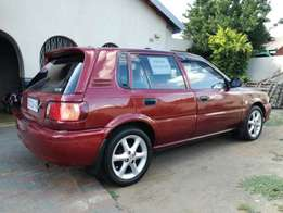 Toyota tazz cars for sale r15000