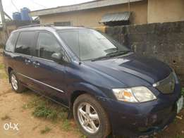 Mazda Mpv 2003 at an affordable price