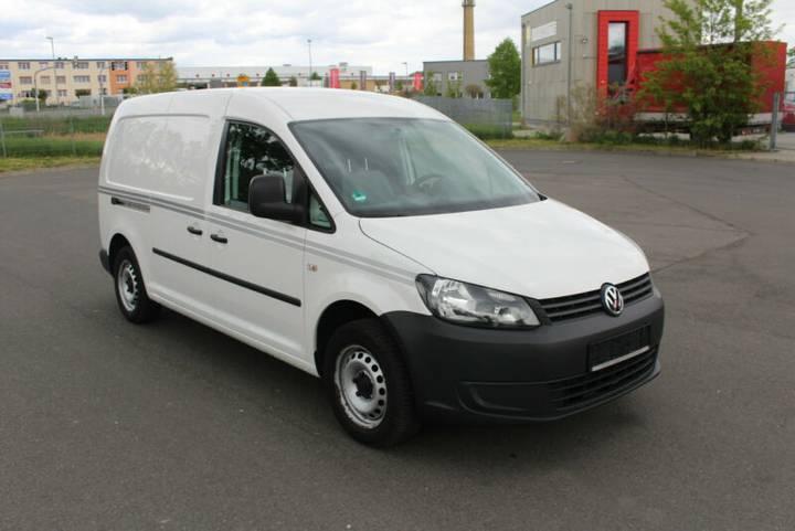 Volkswagen Caddy 1,6 TDI Maxi Kasten Klima AHK 01-2020 TÜV - 2013