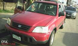 Red Honda CR-V 2000 for Sale in Phc