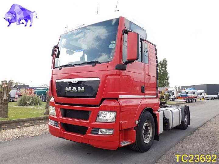 MAN TGX 440 Euro 5 INTARDER - 2013