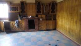 four bedroom house along uganda road in west side 40,000kshs