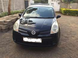 1500cc 2007 Nissan Note