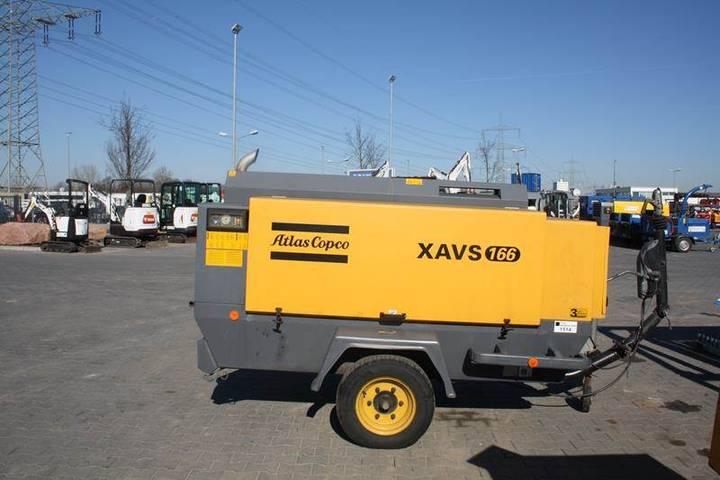 Atlas Copco Xavs 166 - 2010