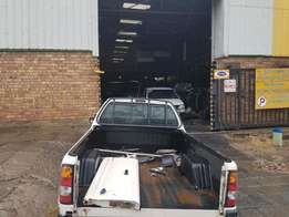 Ford Bantam 1.6 2010 now breaking for parts!!