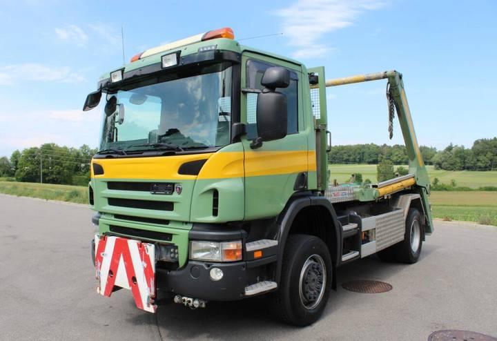 Scania 360 CB 4x4 Welaki - 2010