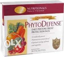 phytodefense food supplements