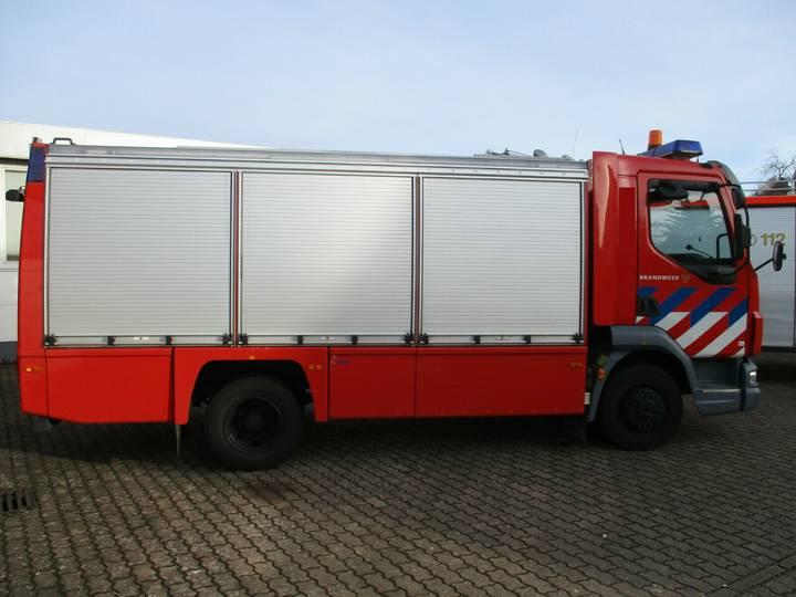 DAF LF Feuerwehr RW 2 Abschleppwagen Werkstattwagen - 2004