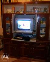 A wall unit for sale