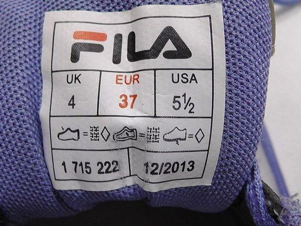 FILA adidasy rozm.37 dł.wkładki 23.5 cm Człuchów • OLX.pl