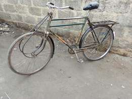 Second bicycle