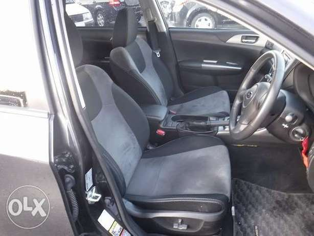 SUBARU IMPREZA ON SALE. fully loaded and very clean. YEAR: 2010 Mombasa Island - image 7